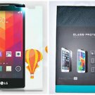 Tempered Glass Screen Protector For LG Escape 2 H443 Logos Spirit 4G LTE C70