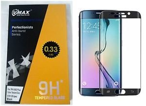 VMAX Full Curved 2.5D Glass Screen Protector 0.2mm For Sam Galaxy S6 Edge Plus