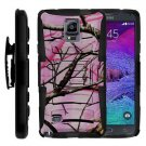 SAMSUNG GALAXY PHONE HEAVY DUTY CAMO ARMOR HYBRID CASE COVER CLIP HOLSTER