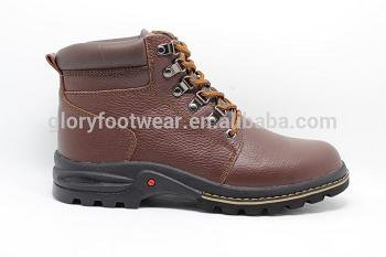 Top Leather Work Shoes