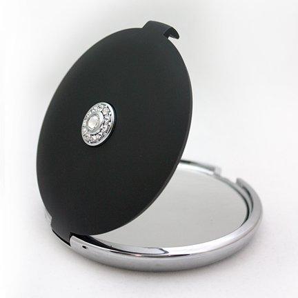 Floxite 10x Compact 2-optical Dfp Quality Glass Mirrors Black