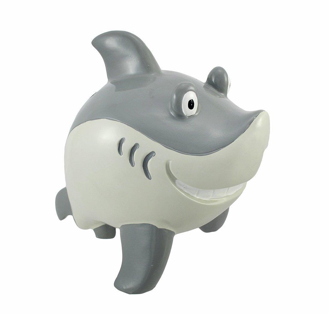Smirking Shark Coin Bank