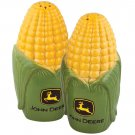 John Deere Corn Cob Salt and Pepper Shaker Set