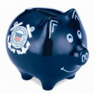 US Coast Guard Polyresin Piggy Bank