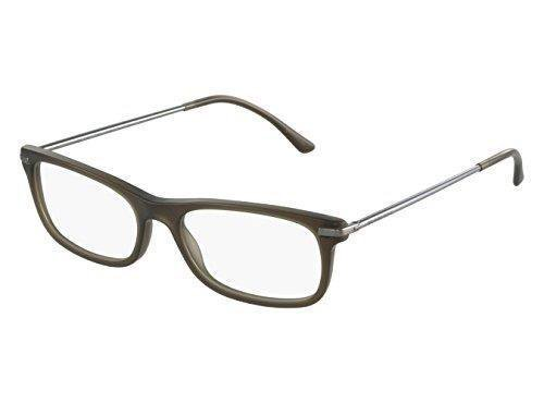 Burberry Gray Optical Eyeglasses Frame B2195 3535 53mm New w/ Case