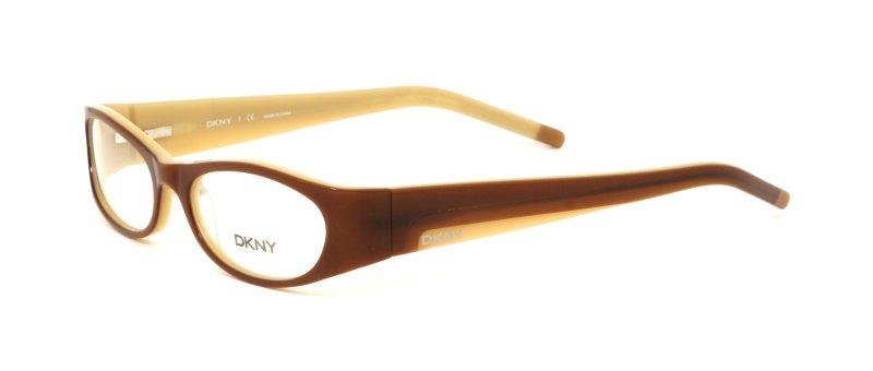 Donna Karan DKNY Women Brown Optical Eyeglasses Frame DY4578 3326 50mm