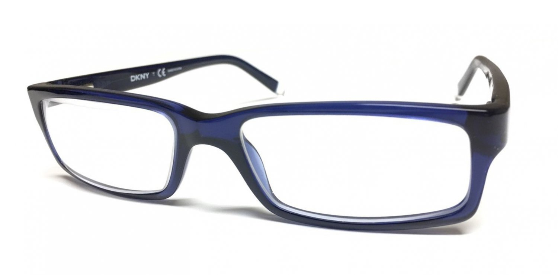 Donna Karan DKNY Blue Optical Eyeglasses Frame DY4614 3172 53mm New w/ Case