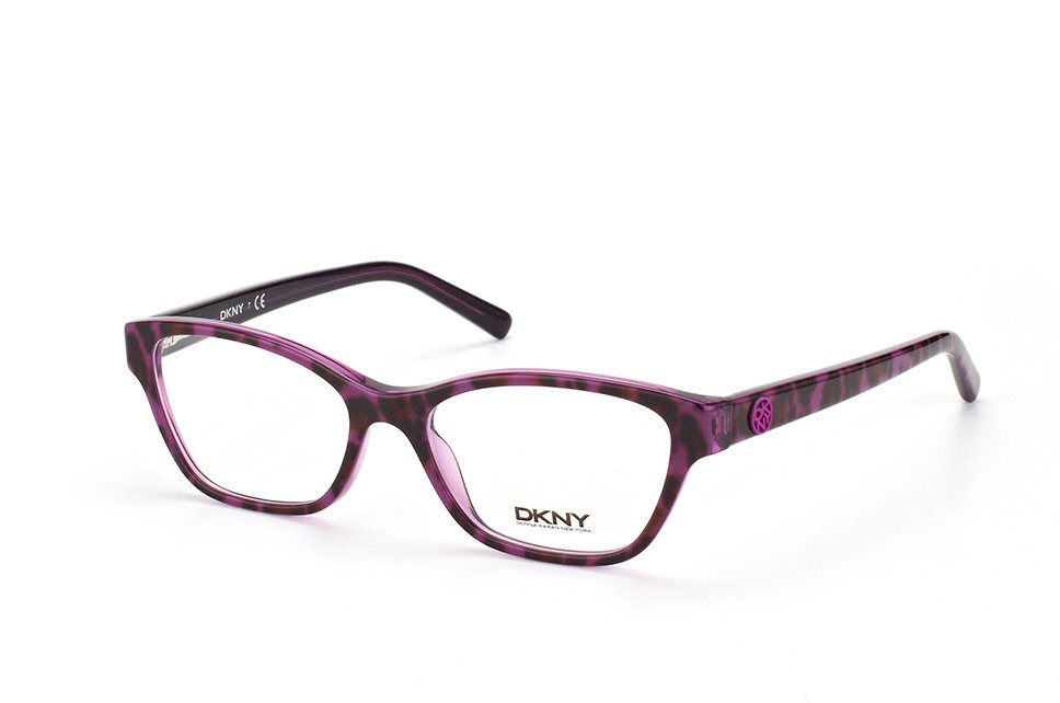 Donna Karan DKNY Purple Optical Eyeglasses Frame DY4644 3616 51mm New w/ Case