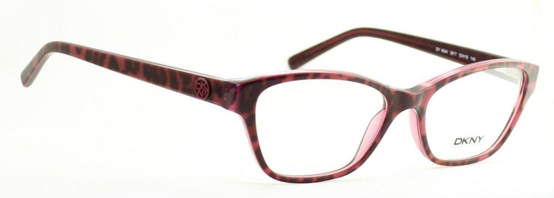 Donna Karan DKNY Pink Optical Eyeglasses Frame DY4644 3617 51mm New w/ Case