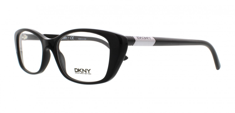 Donna Karan DKNY Women Black Optical Eyeglasses Frame DY4661 3001 50mm