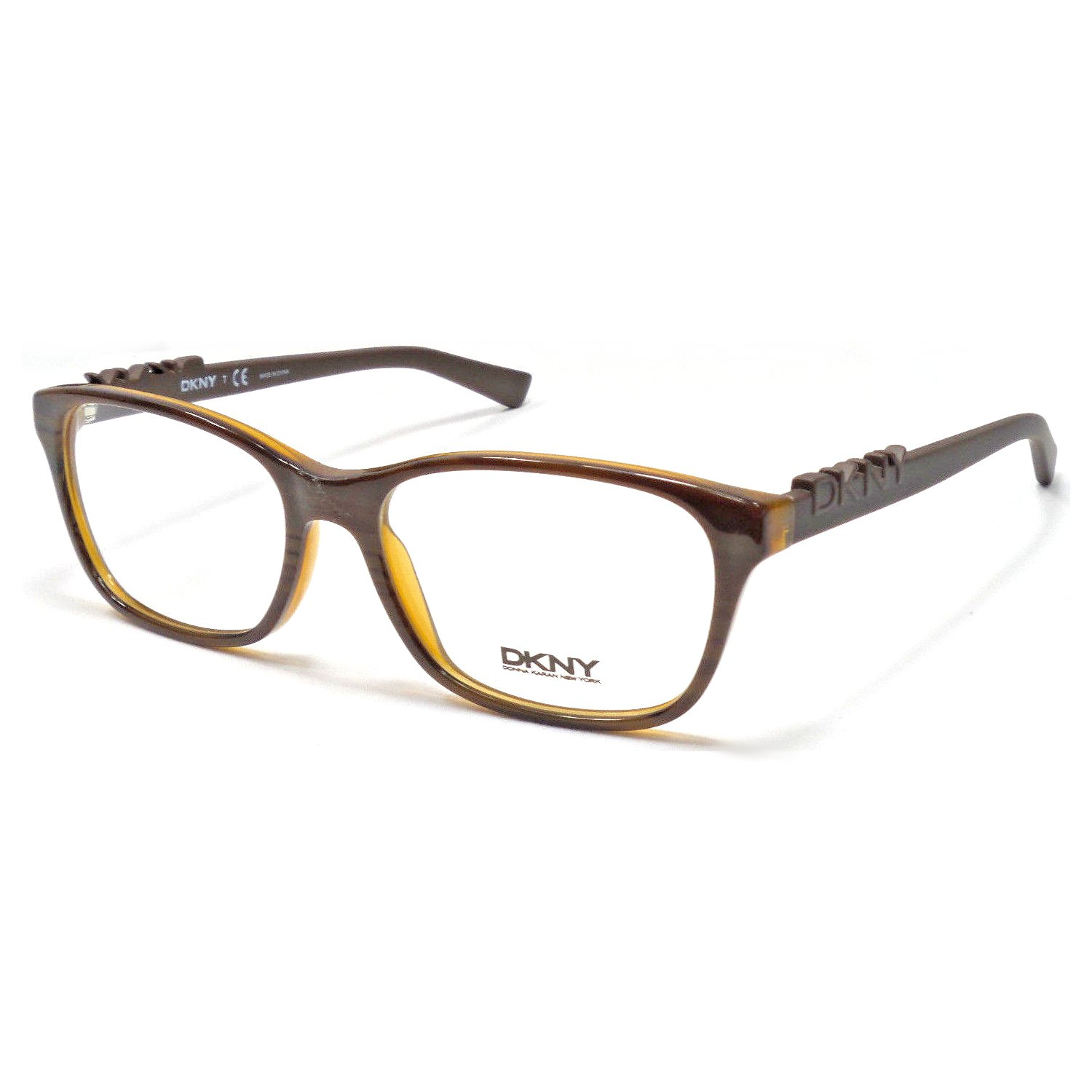 Donna Karan DKNY Women Brown Optical Eyeglasses Frame DY4663 3667 53mm