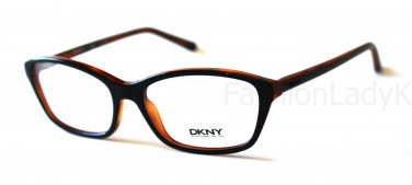 Donna Karan DKNY Brown Optical Eyeglasses Frame DY4668 3639 54mm New w/ Case
