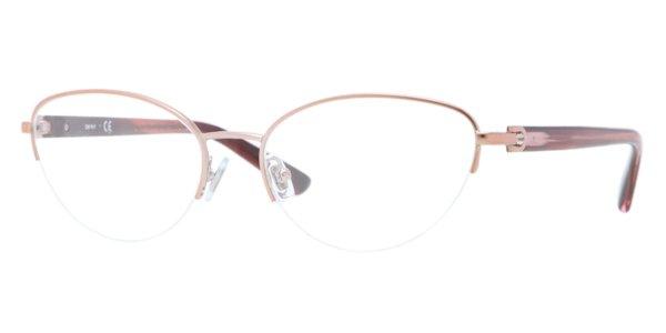 Donna Karan DKNY Women Gold Optical Eyeglasses Frame DY5644 1217 53mm
