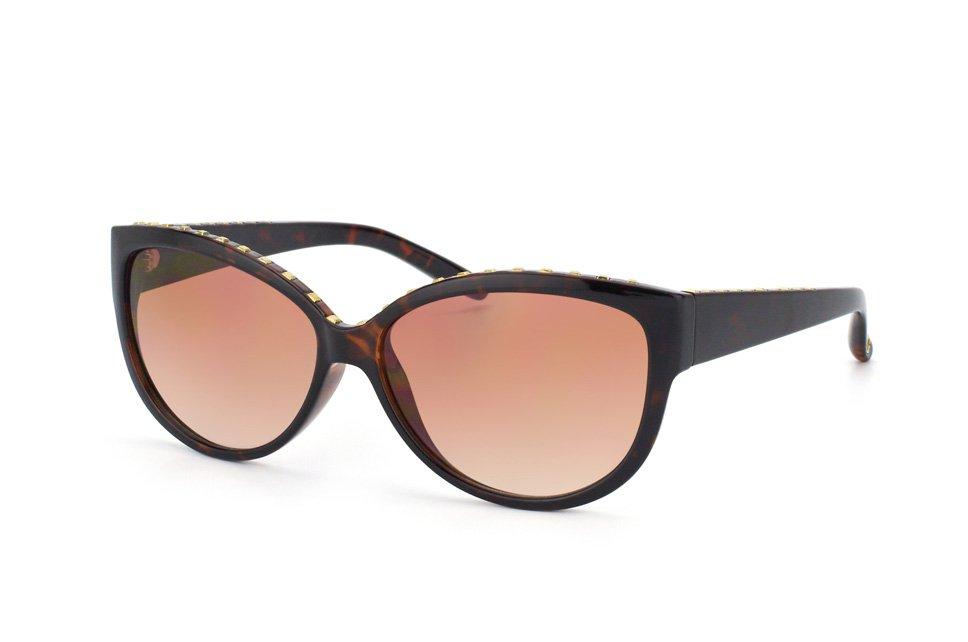 GUESS Women Brown Sunglasses GU7162 TO-34 New w/ Case