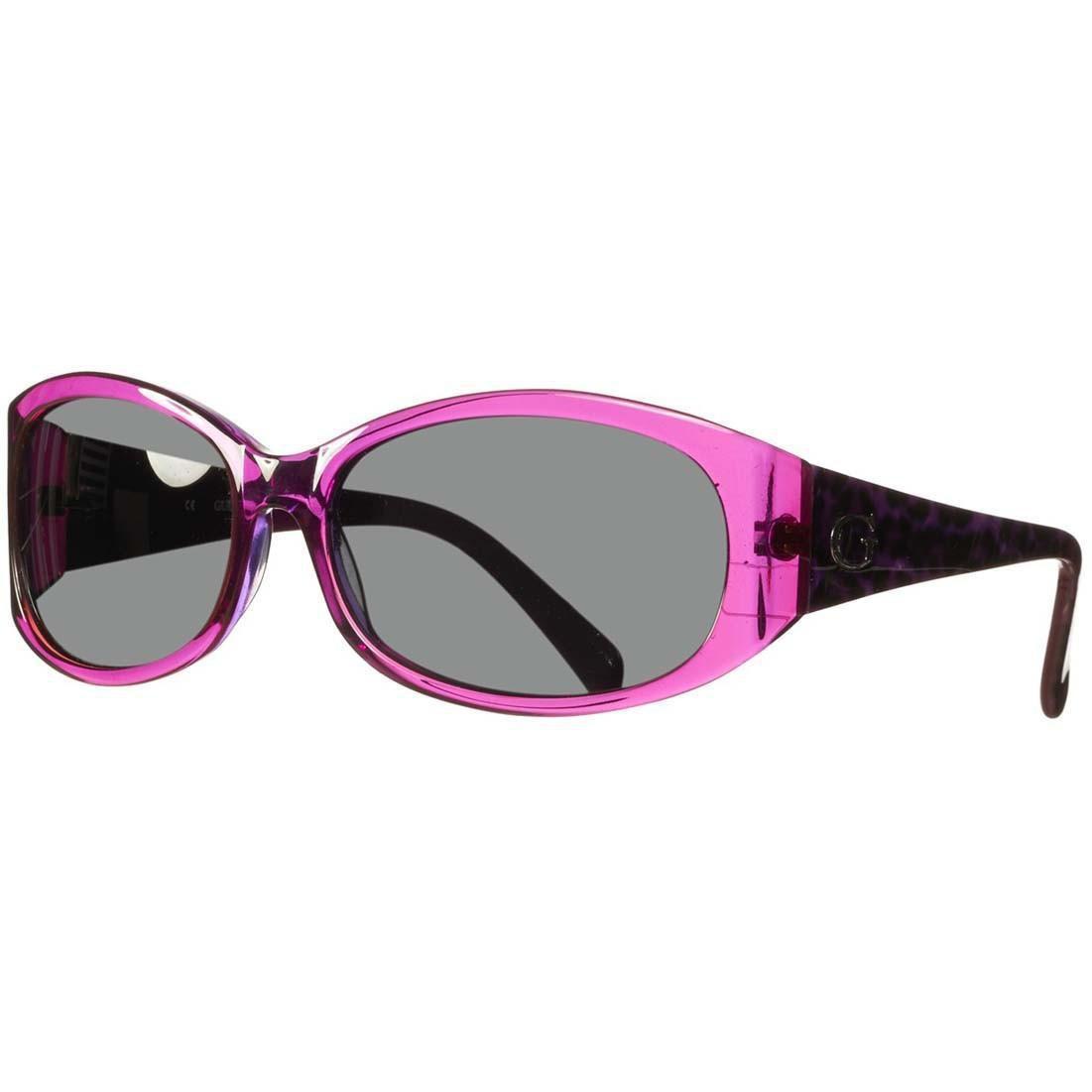 GUESS Women Purple Sunglasses GU7377 PUR-3 New w/ Case