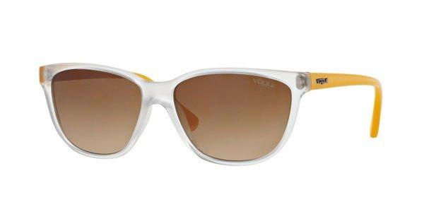 VOGUE Women Mutli-Color Frame Brown Lens Sunglasses VO2729-S W745-14 New w/ Case