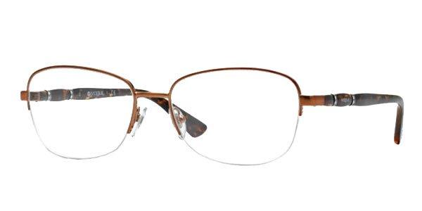 Vogue Gold Optical Eyeglasses Frame VO3936B 939 52mm New w/ Case