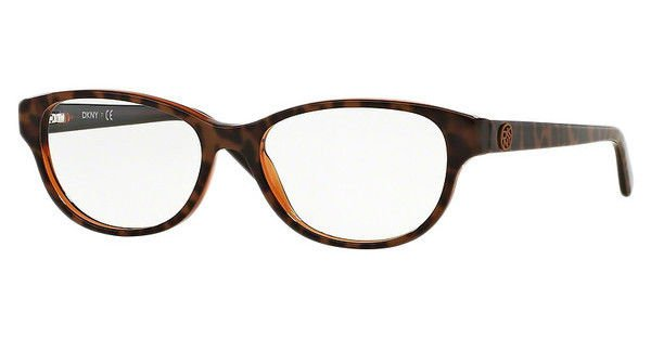Donna Karan DKNY Women Brown Optical Eyeglasses Frame DY4642 3615 New w/ Case