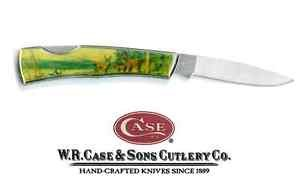 Case Pocket Knife (Deer Scene)