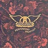 Permanent Vacation by Aerosmith (CD, Mar-1987, Geffen)