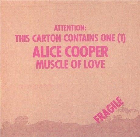Muscle of Love by Alice Cooper (CD, Oct-1995, Wea/Warner)