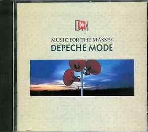 Music for the Masses by Depeche Mode (CD, 1987, Reprise)