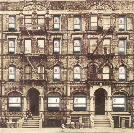Physical Graffiti by Led Zeppelin (CD, Aug-1994, 2 Discs, Atlantic...