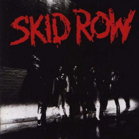Skid Row by Skid Row (CD, Jan-1989, Atlantic (Label))