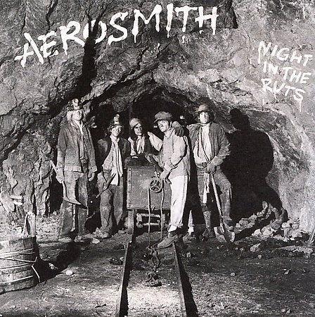 Night in the Ruts by Aerosmith (CD, Feb-2008, Columbia (USA))