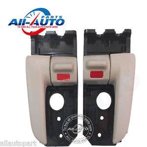 1 Pair Front Rear Left Right Inside Door Handles For Kia Spectra Cerato 03-09