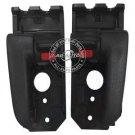 2PCS Black Front Rear Left Right Inside Door Handles For Spectra Cerato 03-09