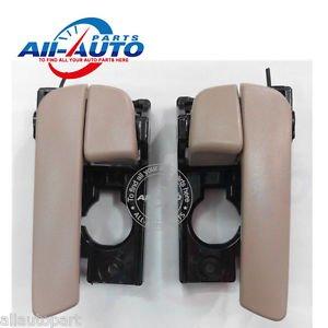 Top quality Rear left Rear right internal inside door handles for Kia Rio 06-11