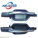 2pcs rear left rear right outside car door handles for Pajero el montero 01-06