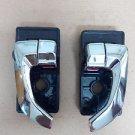 2pcs  Front rear inside inner door handles for Hyundai Tucson 2005-2009