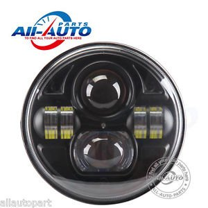"2PCS 7"" 45W HIGH LOW BEAM LED WORK LIGHT BULB CAR TRUCK HEADLAMP FOR JEEP"