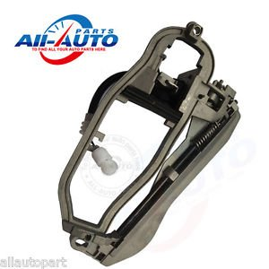 Front right Car Door lock side Door Outside Handle Carrier for BMW X5 E53