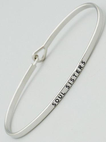 Soul Sisters Bracelet - silver