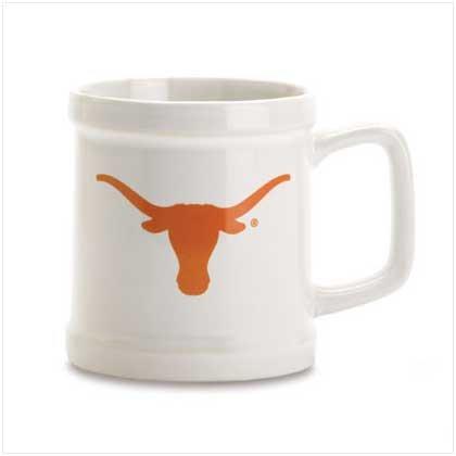 Univ of Texas Decal Mug