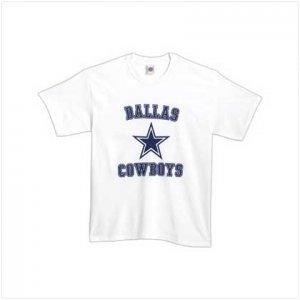 NFL Dallas Cowboys Tee Shirt - Large