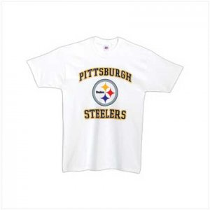 NFL Pittsburgh SteelersTee Shirt - Large
