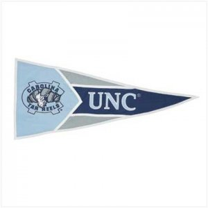 UNIVERSITY OF NORTH CAROLINA PENNANT