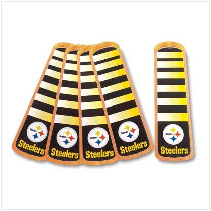 Fan Blade Decorations - Pittsburgh steelers