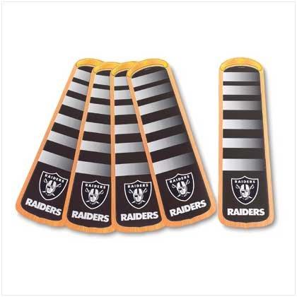 Fan Blade Decorations - Oakland Raiders