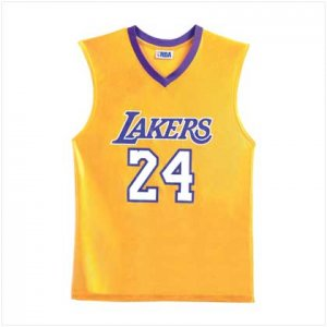 NBA Kobe Bryant Jersey-Medium