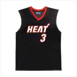 NBA Dwayne Wade Jersey - Large