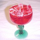 Item #: C34 -  Cactus Margarita Gel Candle