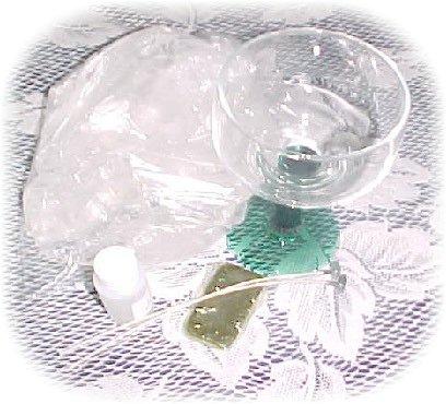 Item #: KIT11 -  Gel Candle Kit - Cactus Margaritas (Makes 2)