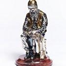 """Silver Figurine """"Jew tailor"""""""