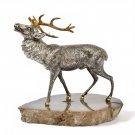 """Silver Figurine """"Deer"""""""