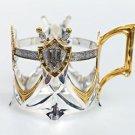 """Silver Glass-holder """"Ukraine"""""""